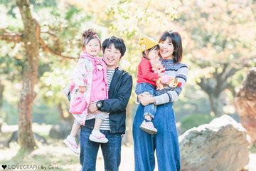Kosuke Family | ファミリーフォト(家族・親子)