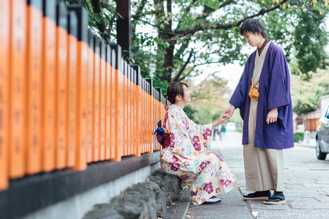 Reiya×hiroka | カップルフォト