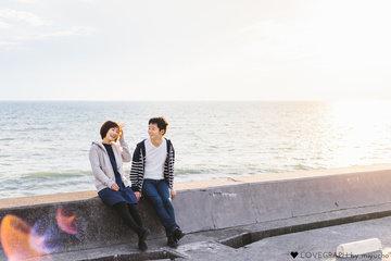 Jun × Kazuyo | 夫婦フォト