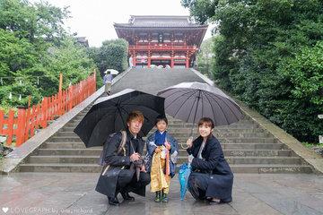 Harada Family | ファミリーフォト(家族・親子)