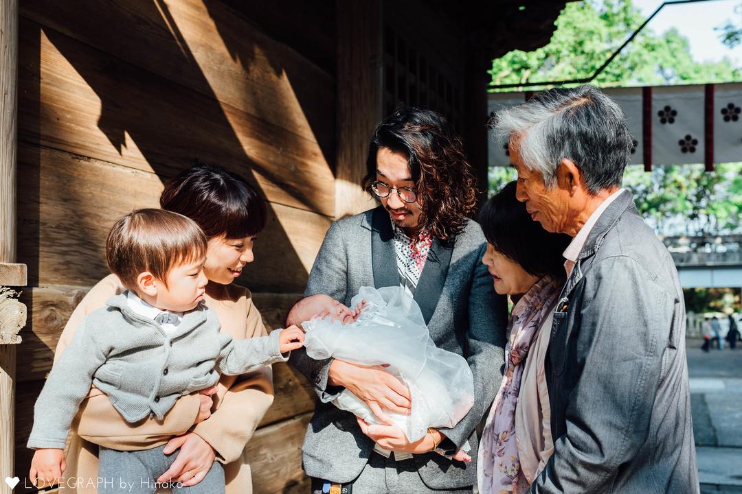 Matsushima family | 家族写真(ファミリーフォト)