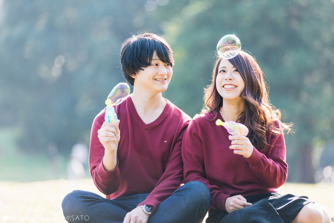 Yuiko×Keisuke | カップルフォト