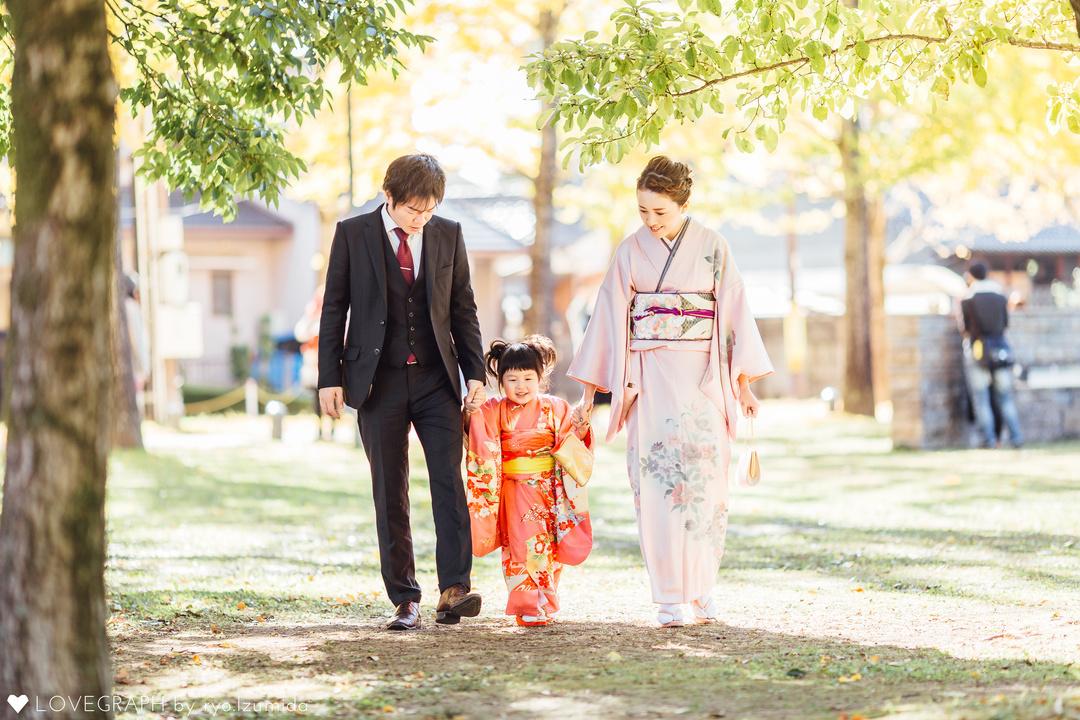 Junko×Junko | 家族写真(ファミリーフォト)