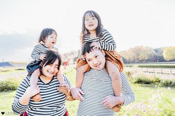 Shizuka Family | ファミリーフォト(家族・親子)
