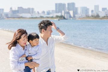 Ishikura Family | ファミリーフォト(家族・親子)