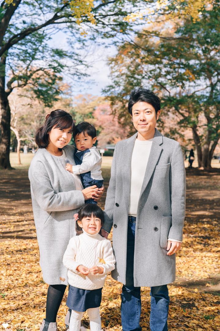 shirakawa family | 家族写真(ファミリーフォト)