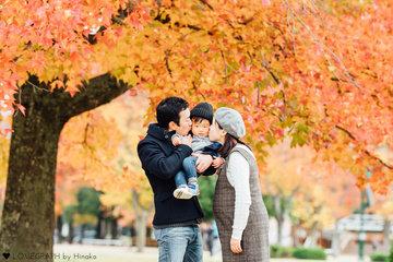Oosawa family | 家族写真(ファミリーフォト)