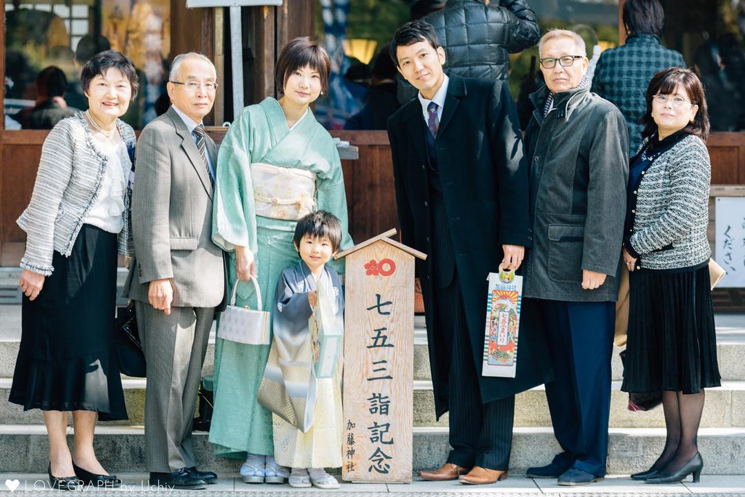 Tomoki memorial day | 家族写真(ファミリーフォト)