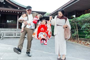 komatsu Family | 家族写真(ファミリーフォト)