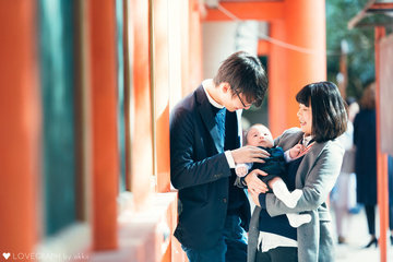 Takashi Taiki Sayaka | ファミリーフォト(家族・親子)