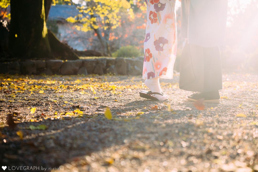 Naomichi×Sayoko | カップルフォト