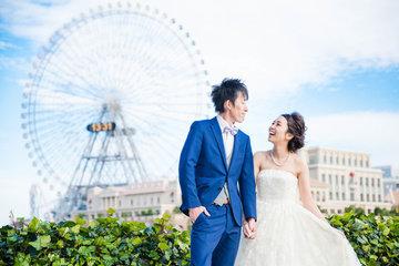 Ikumi×Ryo | 夫婦フォト
