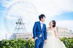 Ikumi×Ryo   夫婦フォト