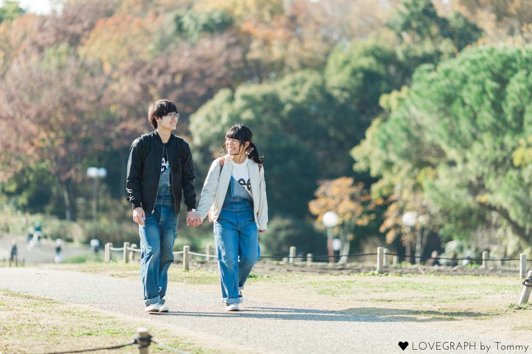 Akito×Yuki | カップルフォト
