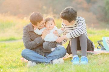George Family | 家族写真(ファミリーフォト)