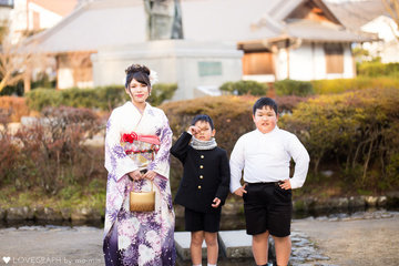 Kawai family | ファミリーフォト(家族・親子)