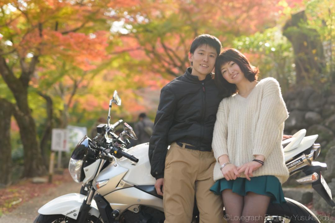 Yamato × Yukie | カップルフォト