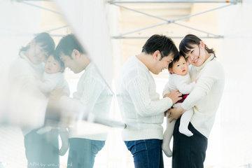 Tkayanagi Family | 家族写真(ファミリーフォト)