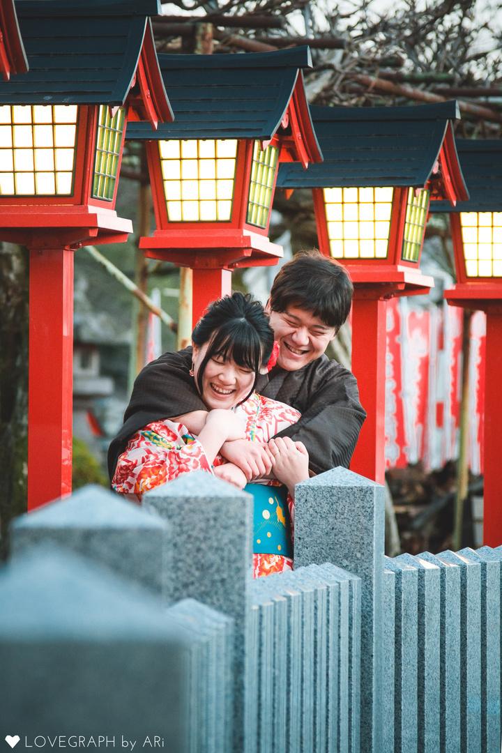 Masako x Yuta | 夫婦フォト