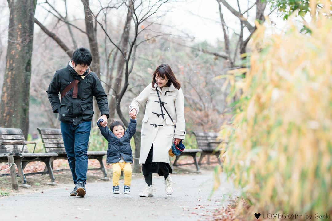 Aoyoshi Family | 家族写真(ファミリーフォト)