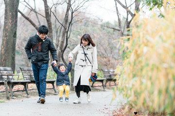 Aoyoshi Family | ファミリーフォト(家族・親子)