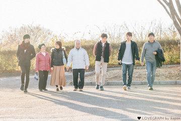 Yamamoto Family | ファミリーフォト(家族・親子)