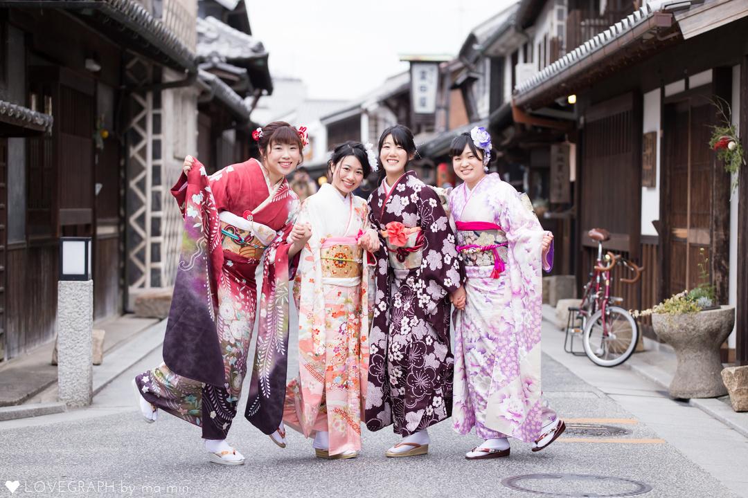 Tomomi × Nana × Shiori × Kana | フレンドフォト(友達)