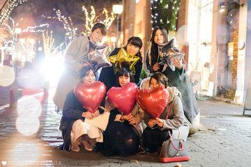 hono × Friends | フレンドフォト(友達)