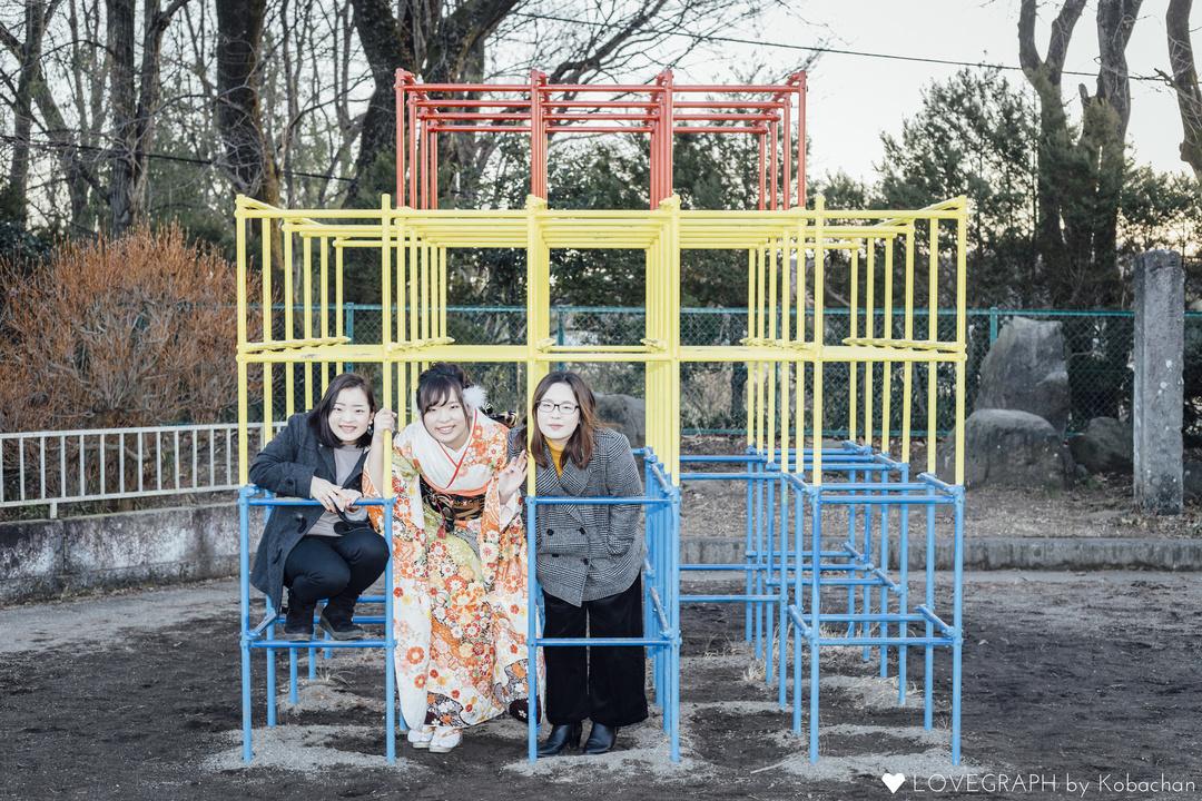 Tsuchiya Family   家族写真(ファミリーフォト)