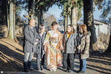 Tsuchiya Family   ファミリーフォト(家族・親子)