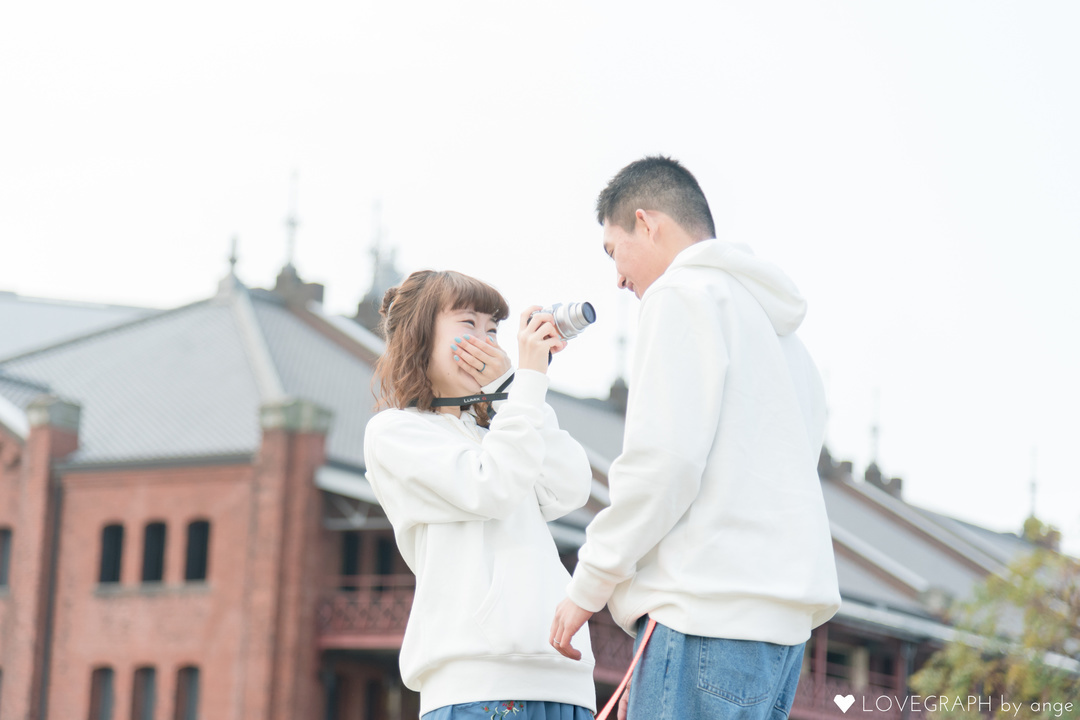 Mizuki×tsuyoshi | カップルフォト