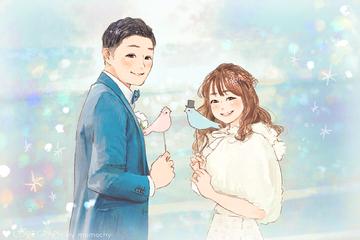 Takaho×Tamami | 夫婦フォト