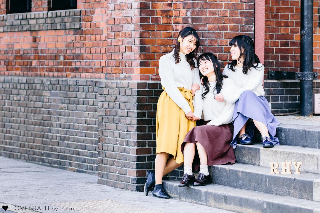 Yukina × Hiroka × Rio | フレンドフォト(友達)