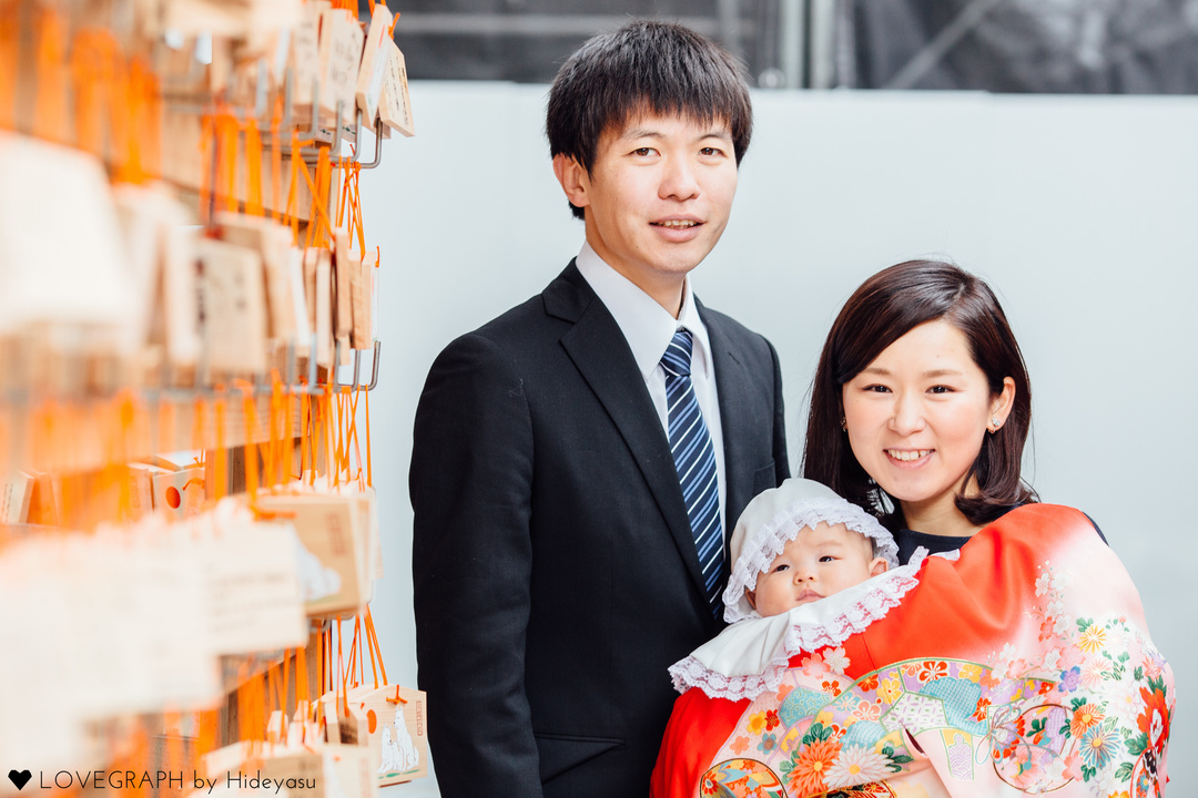 Akiyama Family | 家族写真(ファミリーフォト)