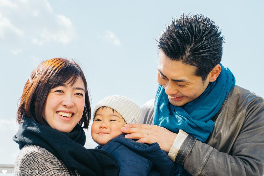 Rintaro Family | ファミリーフォト(家族・親子)