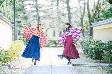 miho × yuriko | フレンドフォト(友達)