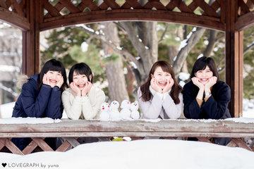 Reunion × Friends | フレンドフォト(友達)