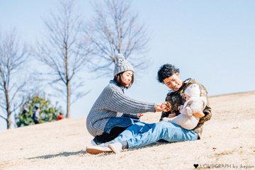Sachi×Non Family | 家族写真(ファミリーフォト)