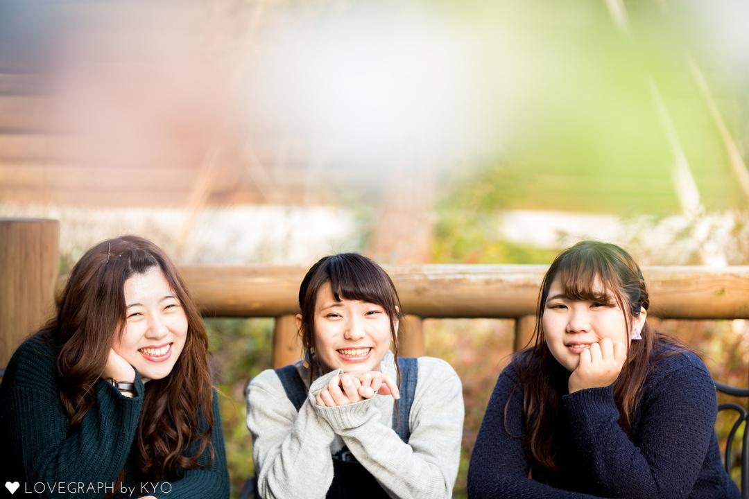Tomomi × Kokoro×Toko | フレンドフォト(友達)