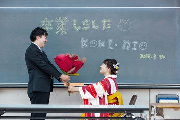 Koki×Rio | カップルフォト