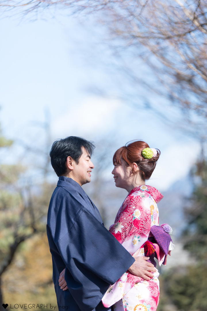 Megumi×Hiroaki | カップルフォト