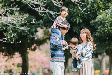 Hide&Yoko Family | ファミリーフォト(家族・親子)