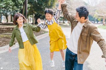Kikuno Family | 家族写真(ファミリーフォト)
