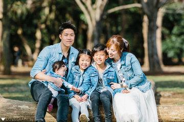 Sato Family | 家族写真(ファミリーフォト)
