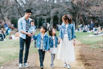 Sato Family | ファミリーフォト(家族・親子)