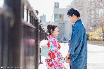 Ayaka×Narutoshi | カップルフォト