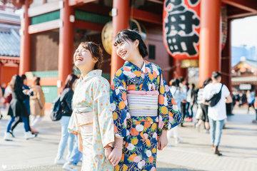 Megumi × Momoko Friends 「MOGU」 | フレンドフォト(友達)