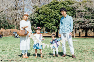 Tamura Family   ファミリーフォト(家族・親子)