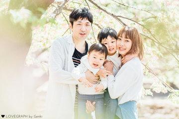 Karukomi Family | 家族写真(ファミリーフォト)