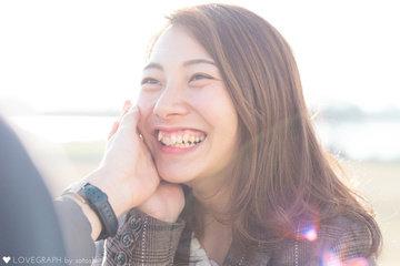 Rina×Genki   カップルフォト